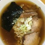 生江食堂 - 中華そば