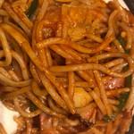 焼きスパゲッチ ミスターハングリー -