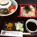 いねのや - 料理写真:親子丼セット*ざるそばチョイス