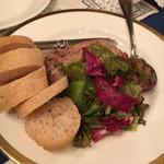 ブラッスリーシュエット - 前菜