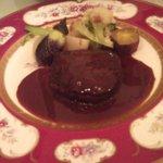 レストラン クリザンテーム シゲトモ -