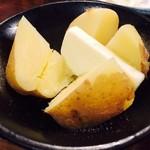 小倉山 - ほくほくじゃがバター(360円)
