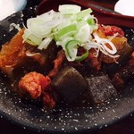 小倉山 - 牛すじ煮込み(540円)
