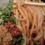 麺屋こころ - 麺アップ