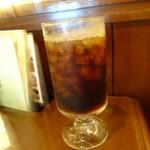 72783630 - ◆アイスコーヒーは軽めのテイスト。