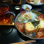 庭園カフェ 桔梗の間 - 料理写真: