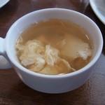 北斗星 - 卵スープ