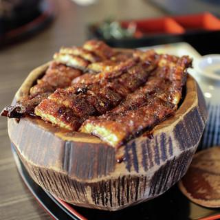 蓬ぜん - 料理写真:ひつまぶし 並盛☆