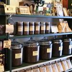 芦屋エビアンコーヒーショップ - 店内の雰囲気