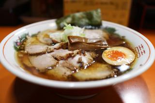 太陽食堂 - 焼豚そば(並)☆