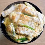 寿食堂 - 料理写真:カツ丼