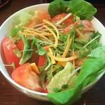 串太郎 - トマトサラダ