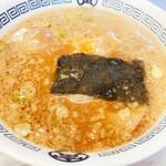 中華そば寅 - 料理写真:寅そば+半トロ煮卵
