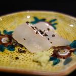 麻布十番松栄寿司 - たい