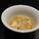 麻布十番松栄寿司 - 甘エビ