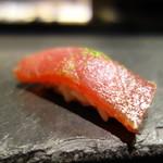 麻布十番松栄寿司 - 赤身