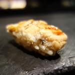 麻布十番松栄寿司 - 煮あなご