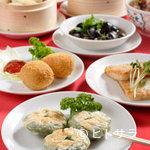 中国茶館 - 本場中国の調理人の作る点心は美味!