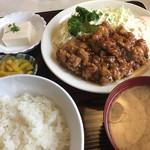 72794499 - チキン南蛮定食