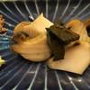 海 - 料理写真:蒸しアワビ