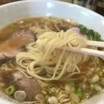 中華そば 島風 - 料理写真:中華そば680円