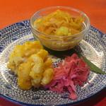 四川 - 前菜