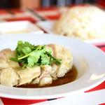 アジア食堂 パクパク - シンガポールチキンライス@税込990円