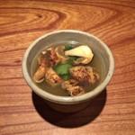 とり喜 - スープ
