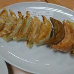 72798134 - A盛りの焼餃子たち