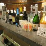 ワインショップ・エノテカ - この日のワイン