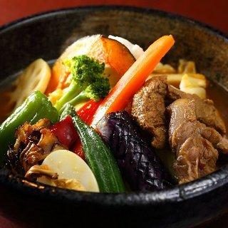 【観光・旅行の方も札幌でスープカレー食べるならここ♪】