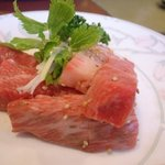 肉の田じま - 中落ちカルビ
