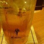 酒ダイニング つじ丸 - ウーロンハイ二杯目
