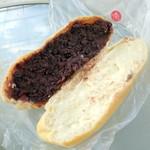 緑町のパン屋さん クラウン - あんバター216円