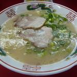 長浜ラーメン 味のまんぷく - 料理写真:ラーメン