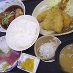 72800931 - 大漁定食