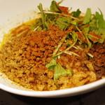 タンタンタイガー - 料理写真:汁なし担々麺
