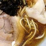 72802163 - 鶏&鮮魚スープ