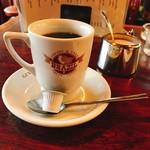 銀座ブラジル - ブレンドコーヒーはいわゆる「氷にして絞めた」ものかな?
