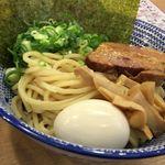 つけめん舎一輝Anjo - 元味。つけ麺舎一輝Anjyo 食彩品館.jp2回目