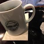 china cafe - おつれさまは雲南珈琲