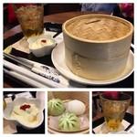 china cafe - 手作り飲茶で美味!
