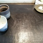 72804227 - そばつゆと薬味