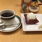 CHOBI - ケーキセット780円