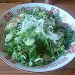 麺や食堂 - 替え玉スペシャル280円+税