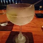 bar K家 - ドライマーティニー