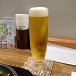 名代 千房 - 生ビール