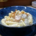 家庭料理 小川 - 海鮮マカロニサラダ