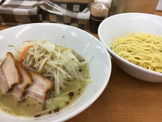 富白 - 鶏ぶたつけタンメン