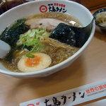 大島ラーメン - しょうゆラーメン